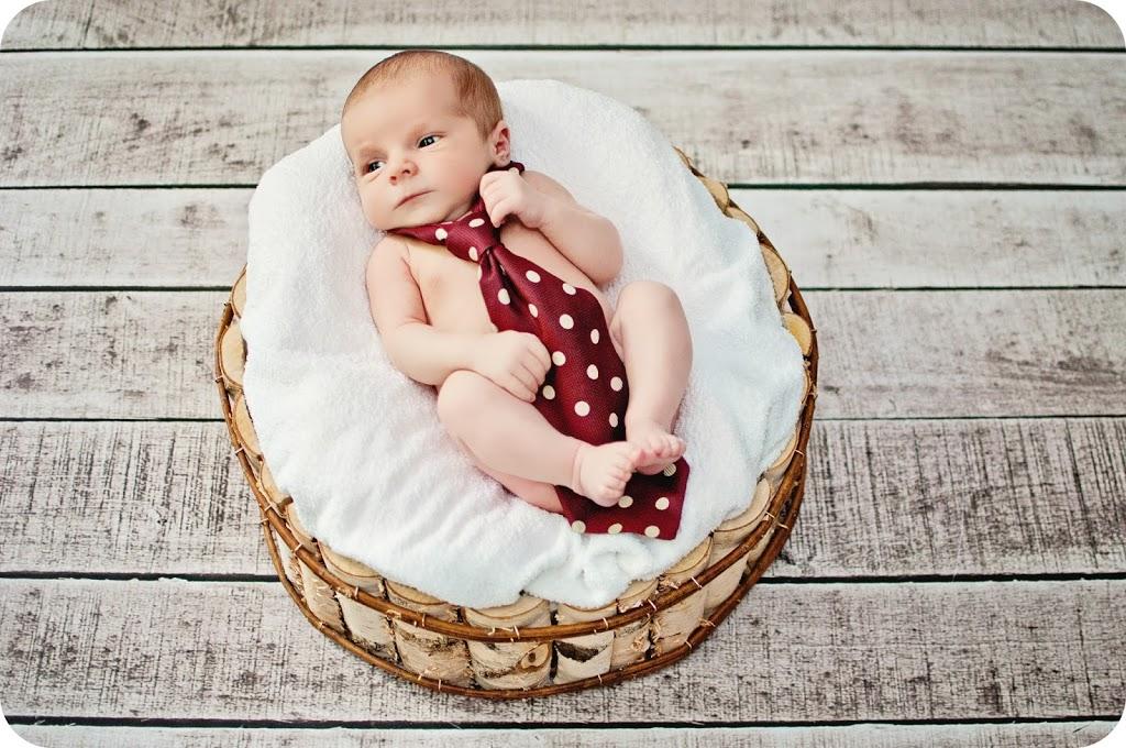eleganckie niemowle