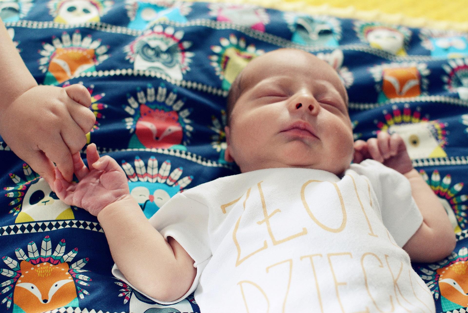 poród a pierwsze dziecko