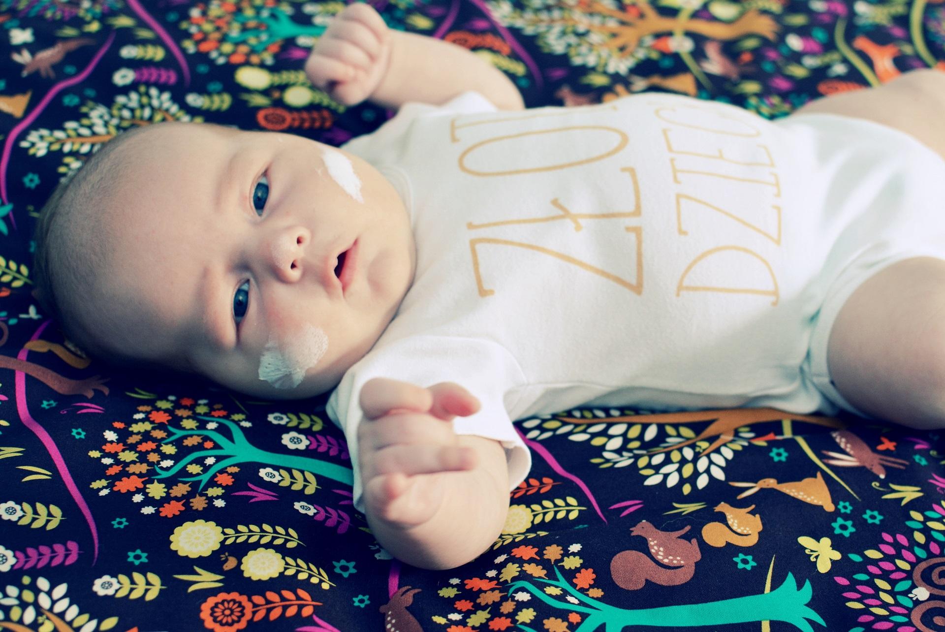 który krem dla niemowląt