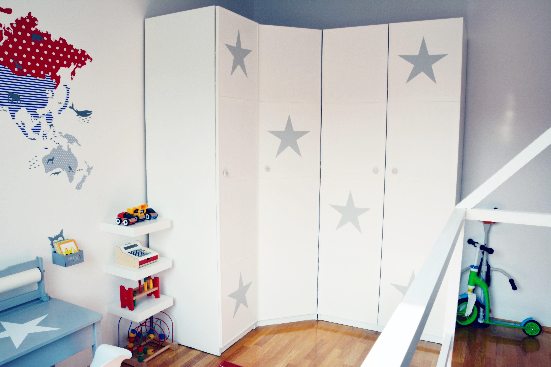 jak zmienić szafę