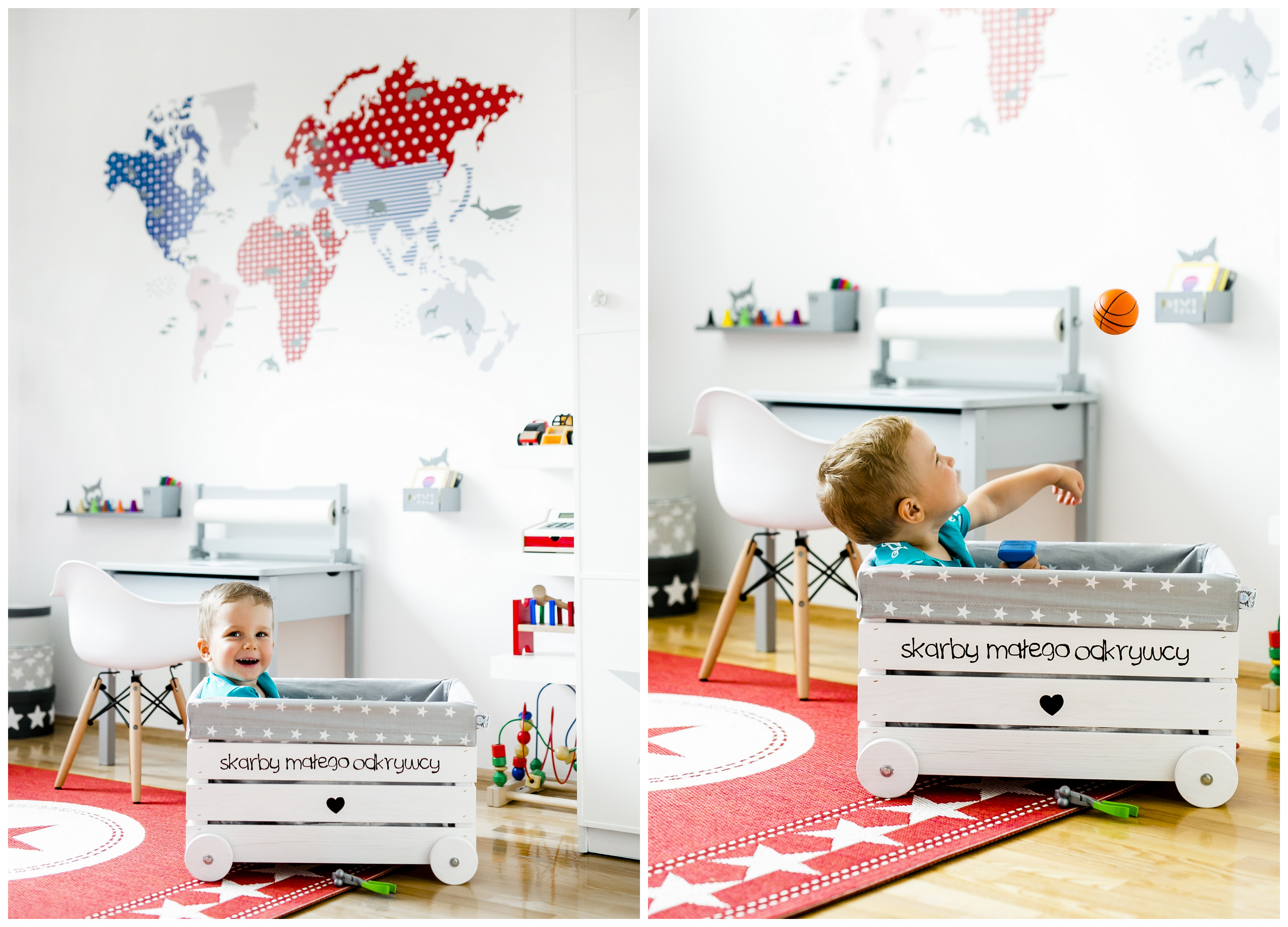 pokój dziecka inspiracje