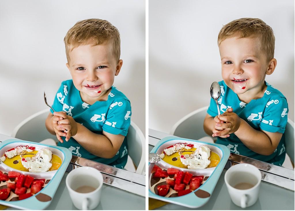brudne dziecko szczęśliwe dziecko