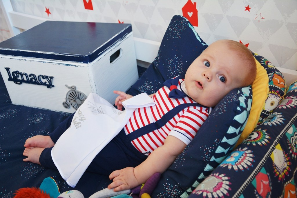 muszki dla niemowląt