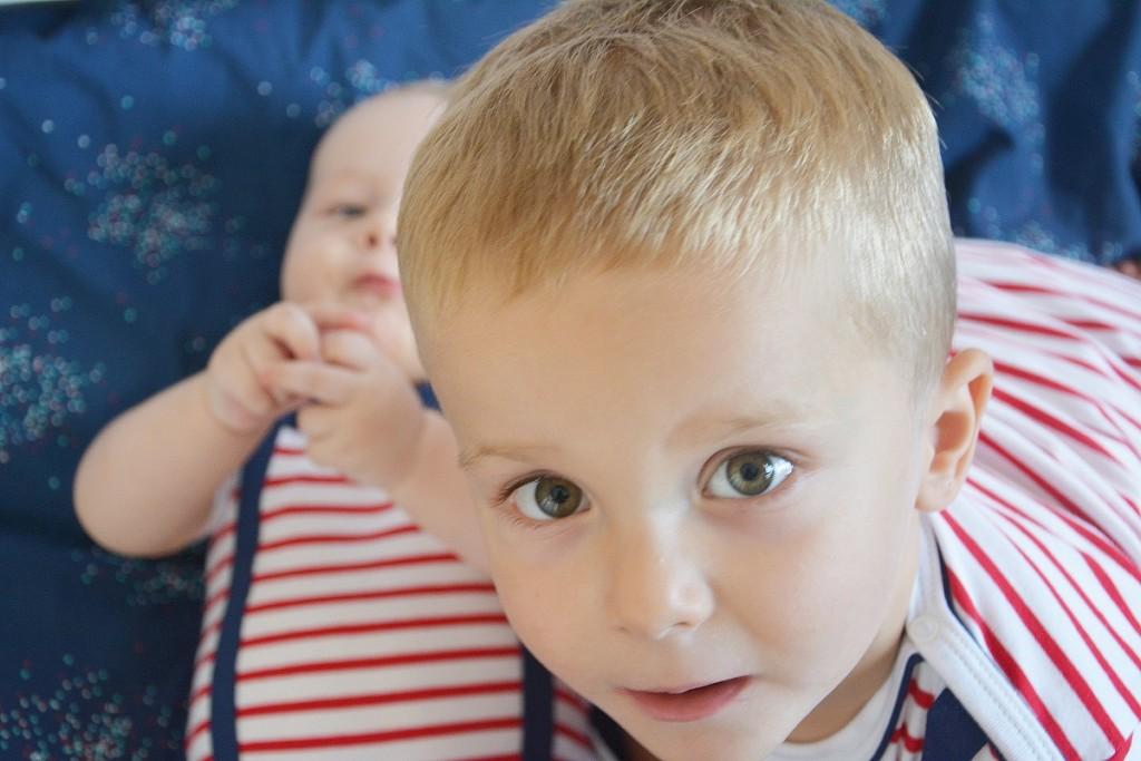 piękne oczy dziecka