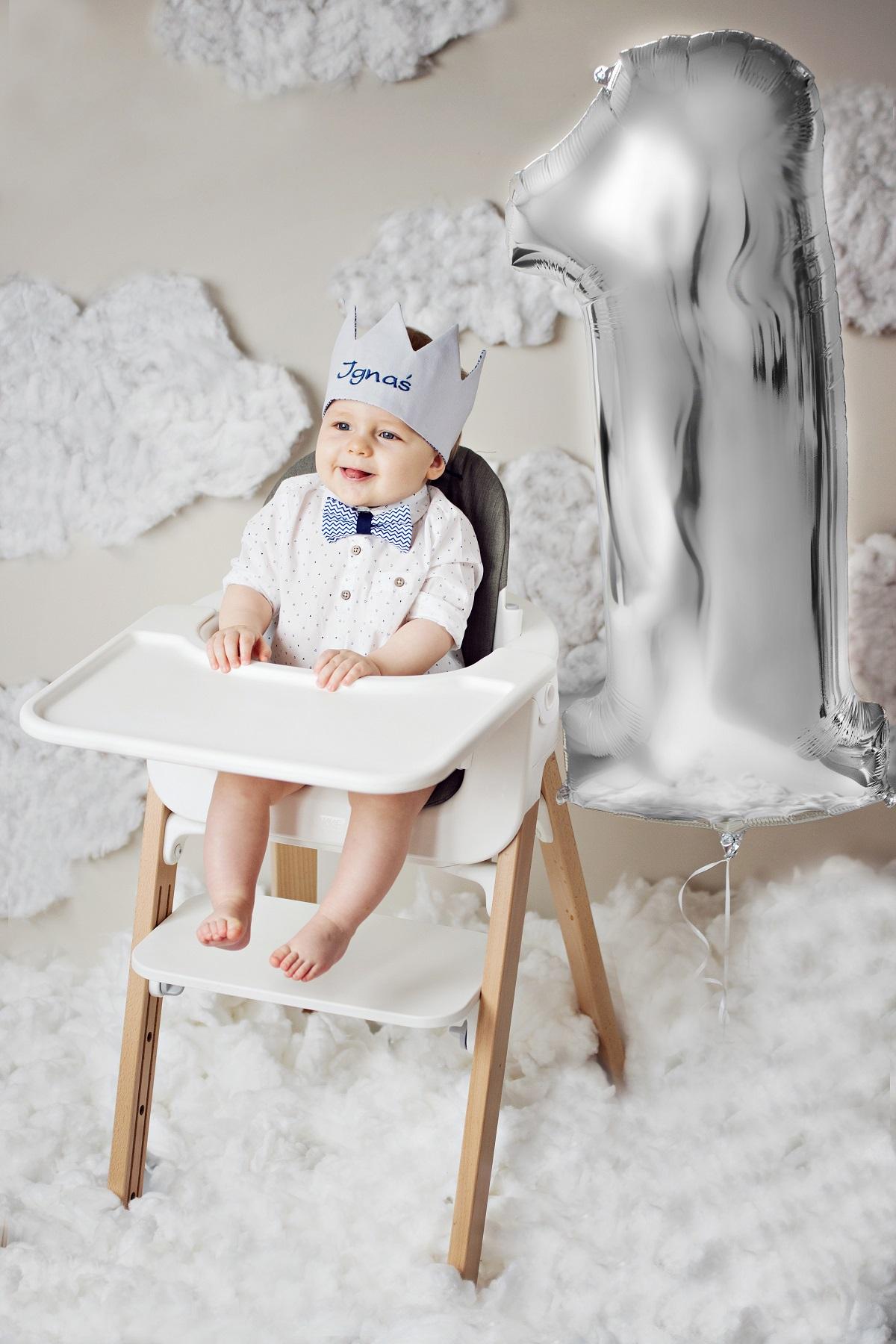 krzesło dla niemowlęcia