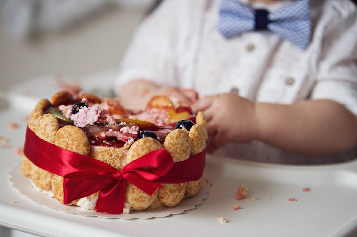 tort dla niemowlaka