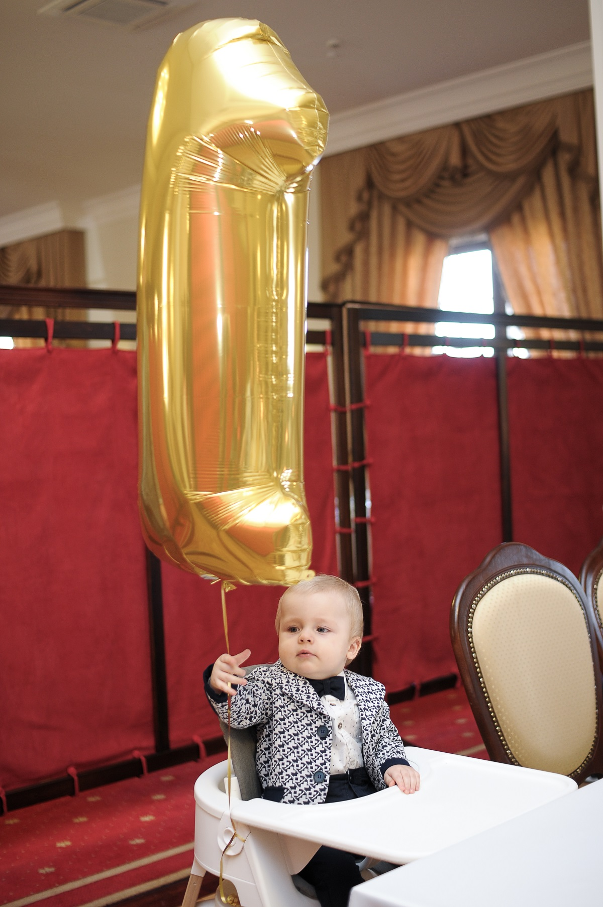urodziny chłopca pierwsze