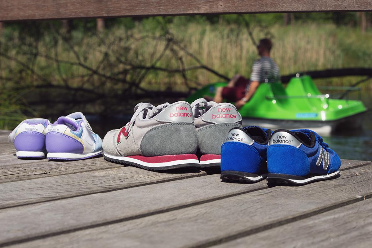 buty sportowe dla całej rodziny