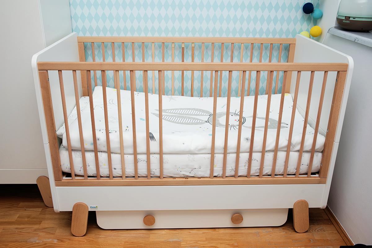 łóżeczko Pinio