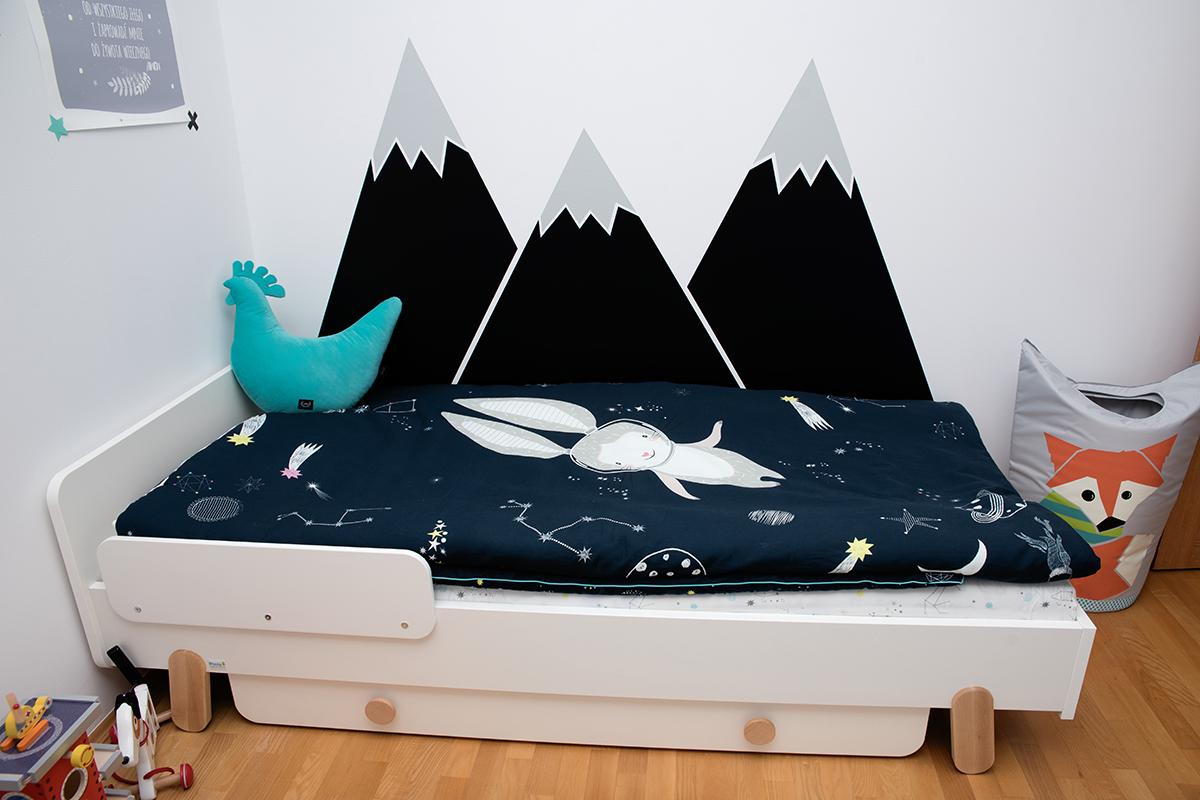 łóżko dla chłopca