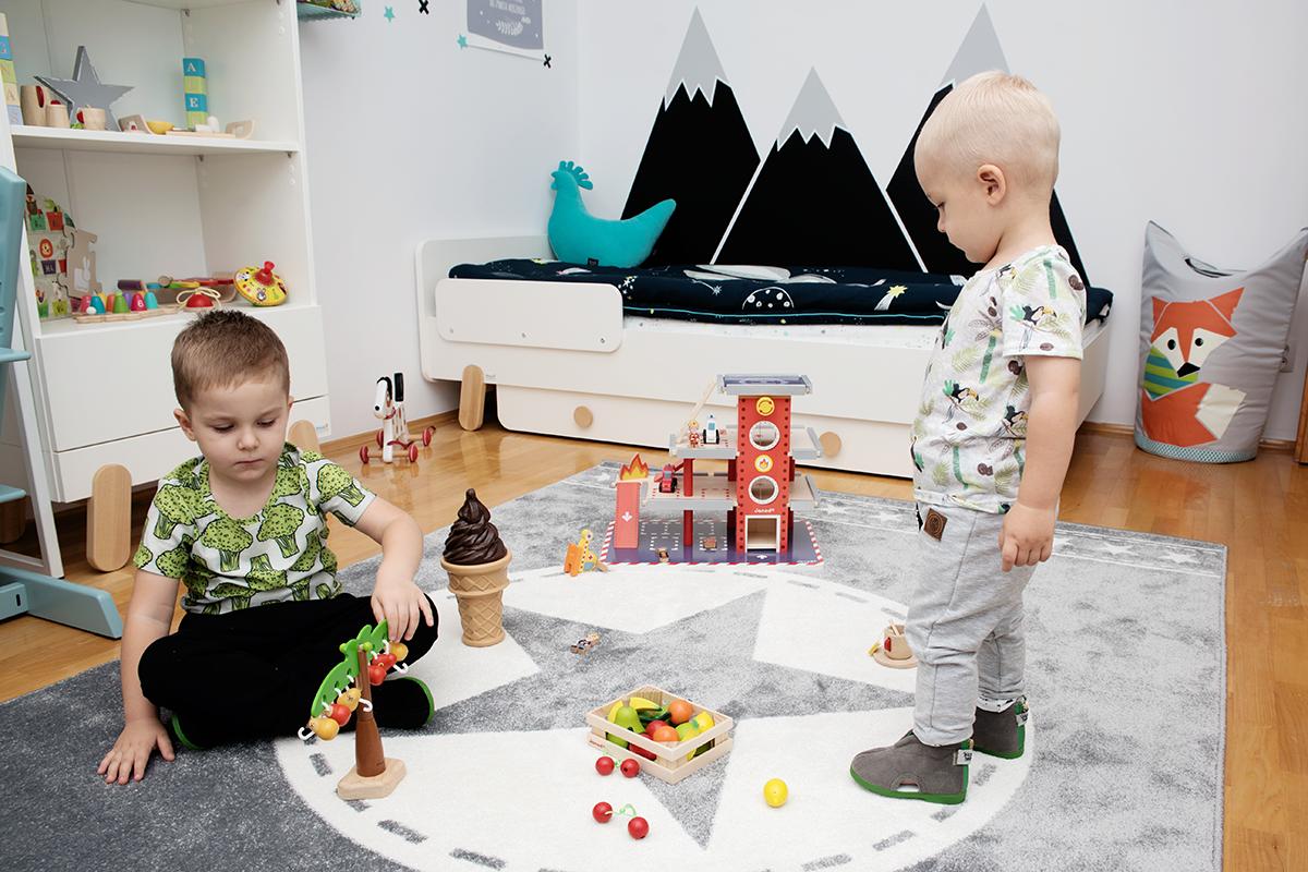 dywan do dziecięcego pokoju
