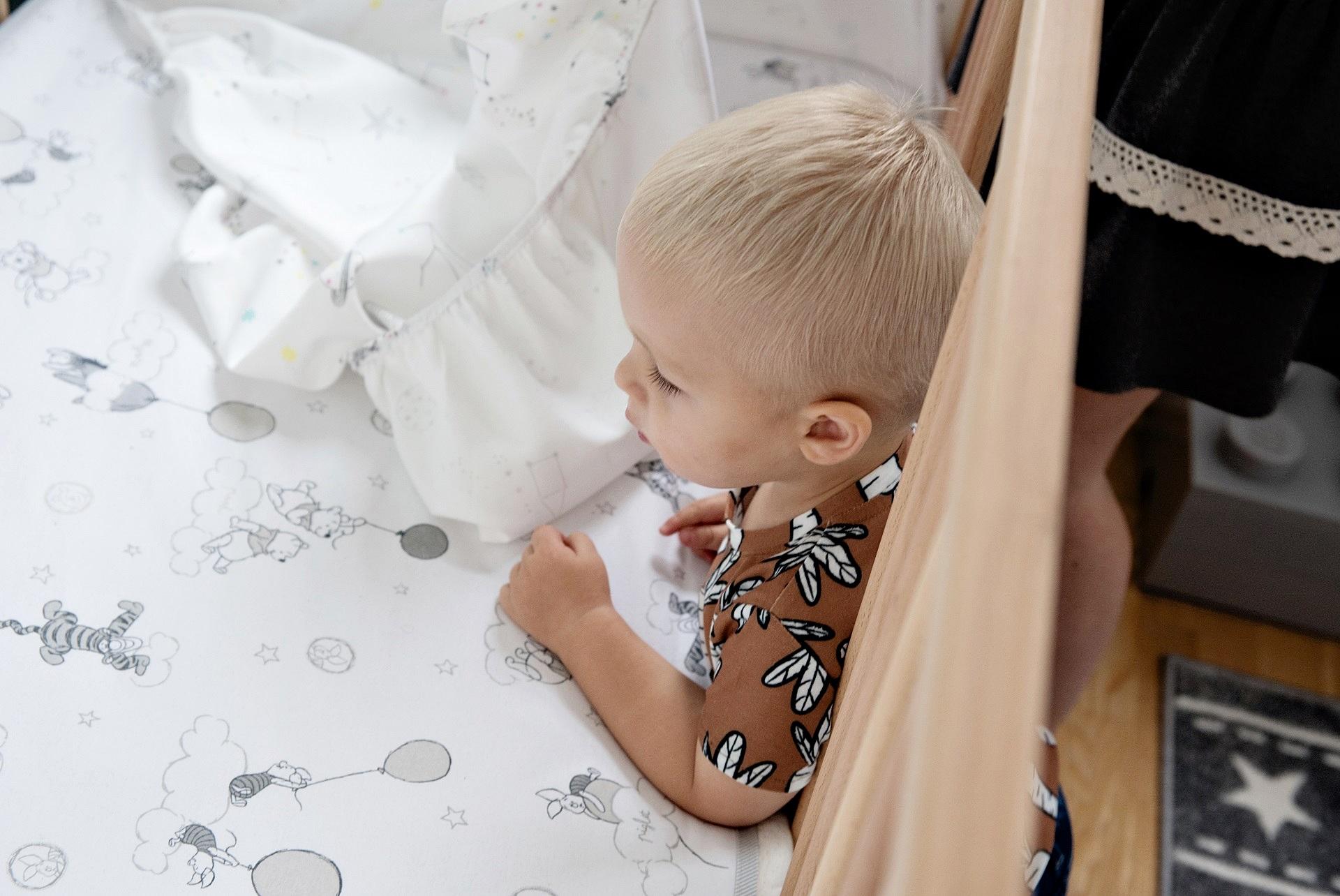 jak dbać o materac dla dziecka