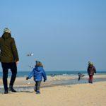 Zimą nad morze z dziećmi? – jak najbardziej!