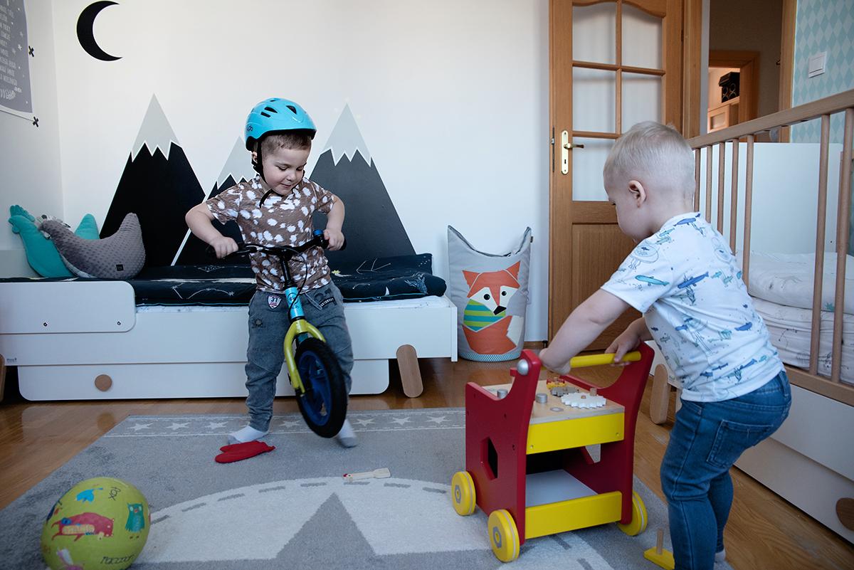 rowerek biegowy Kido