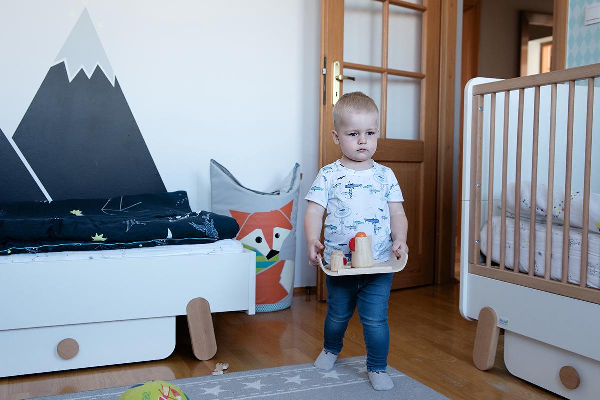 pokój małego chłopca
