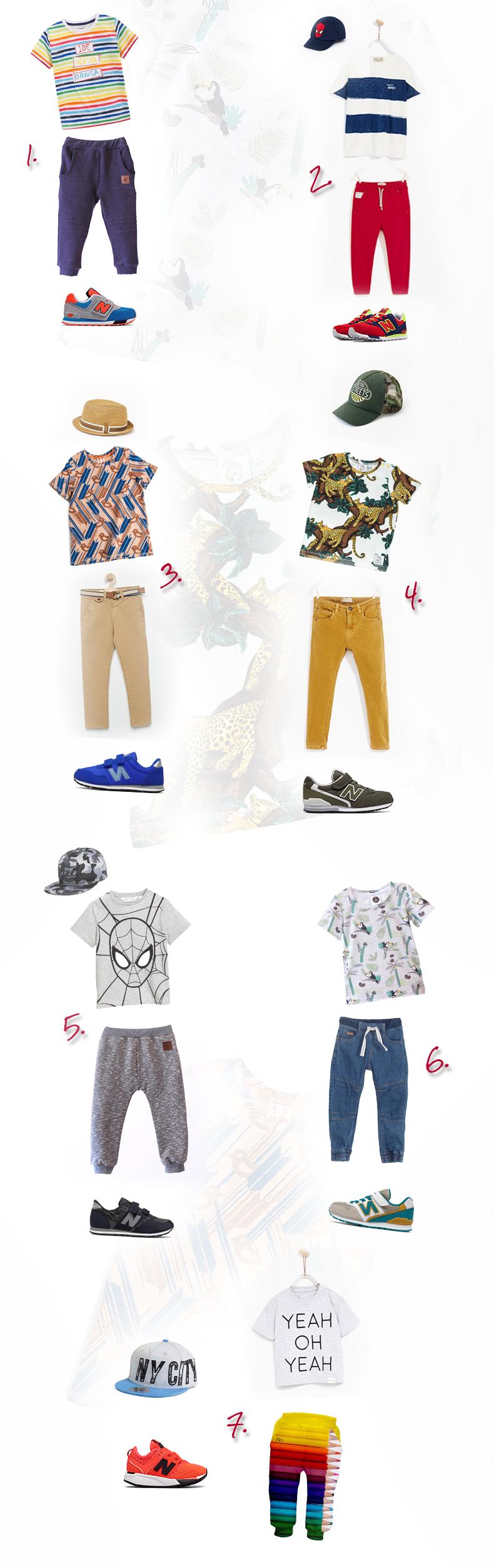 dobrej jakości ubrania dla dziecka