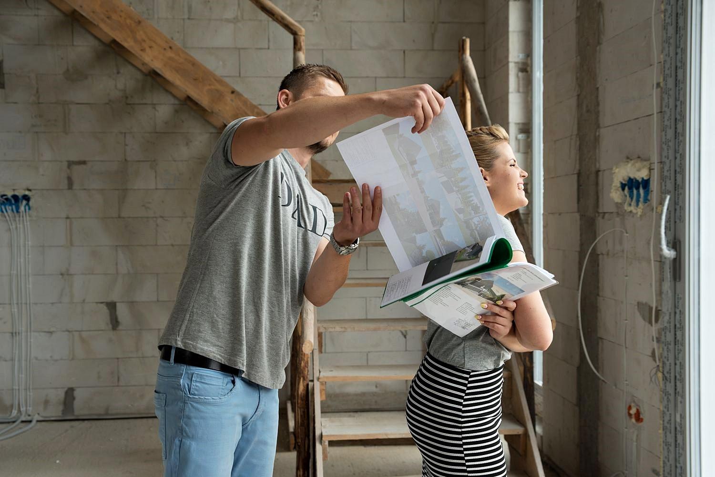 budowa domu decyzje