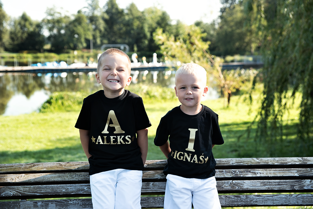 dwoje dzieci mała różnica wieku