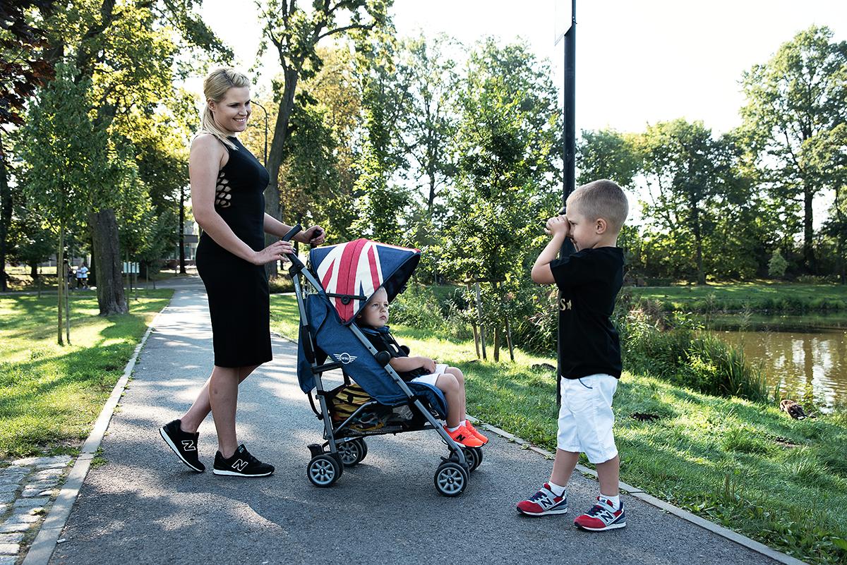 podwójne macierzyństwo mama dwóch chłopców