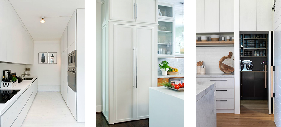 Spiżarnia W Kuchni Pomysły Na Aranżację Drzwi Przesuwne