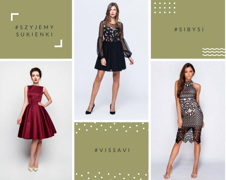 4ba0010783 Przegląd sukienek w sklepach internetowych – wieczorowe