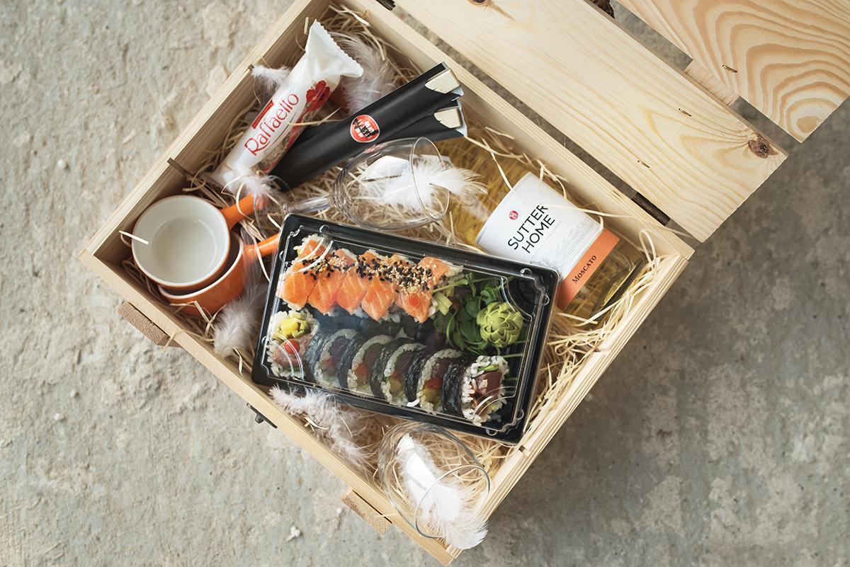 sushi okami oleśnica