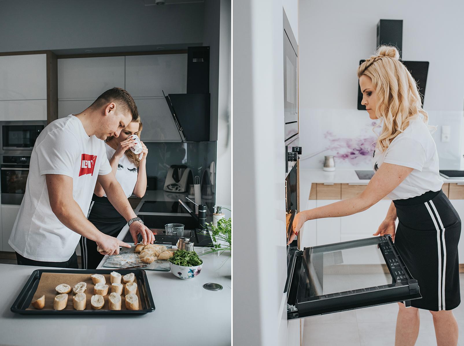gotować razem małżeństwo