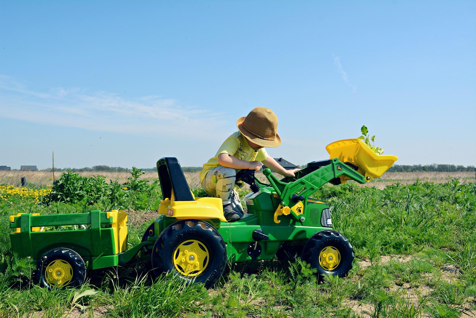 Rolly Toys rolly Junior Traktor