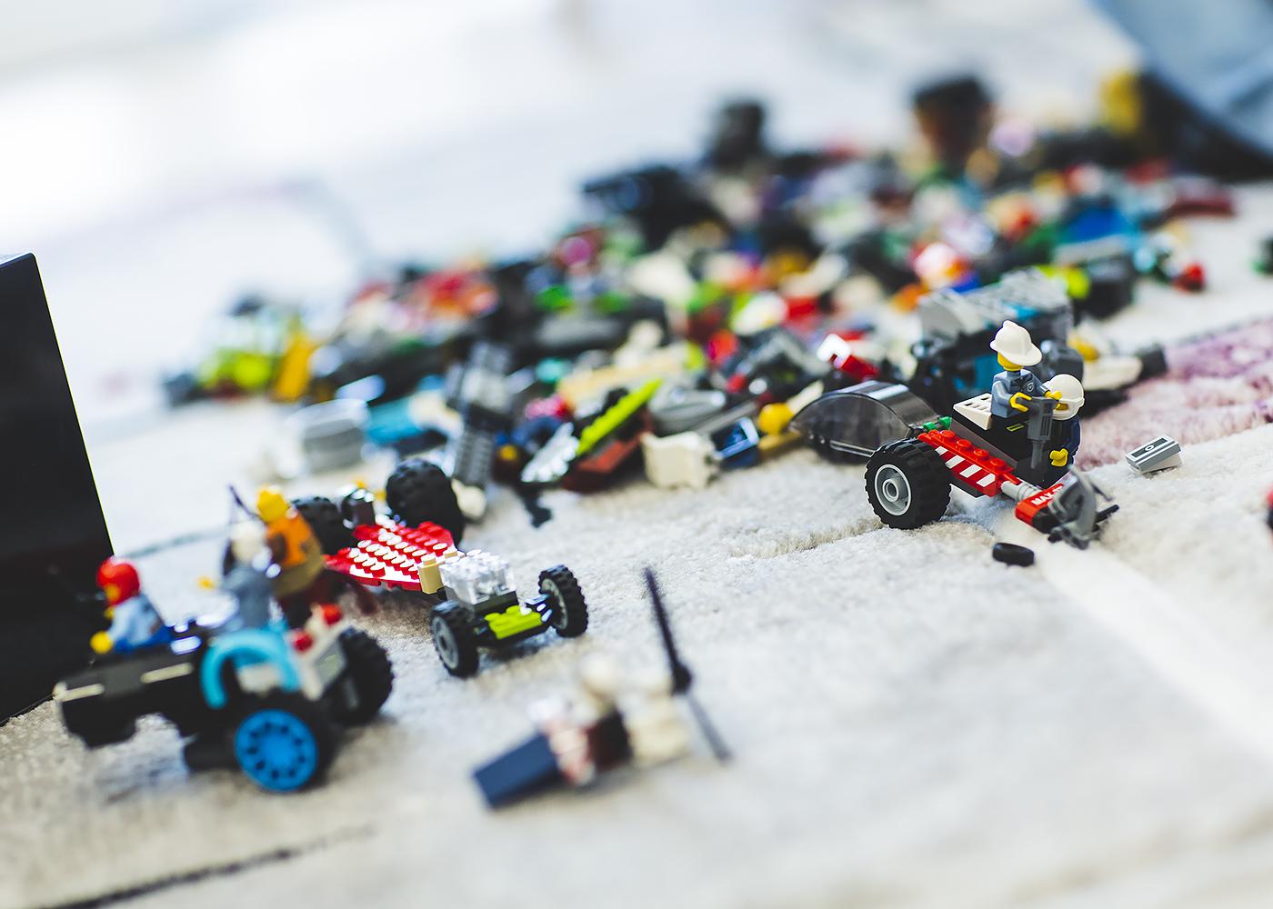najlepsze zabawki i gry dla małych chłopców