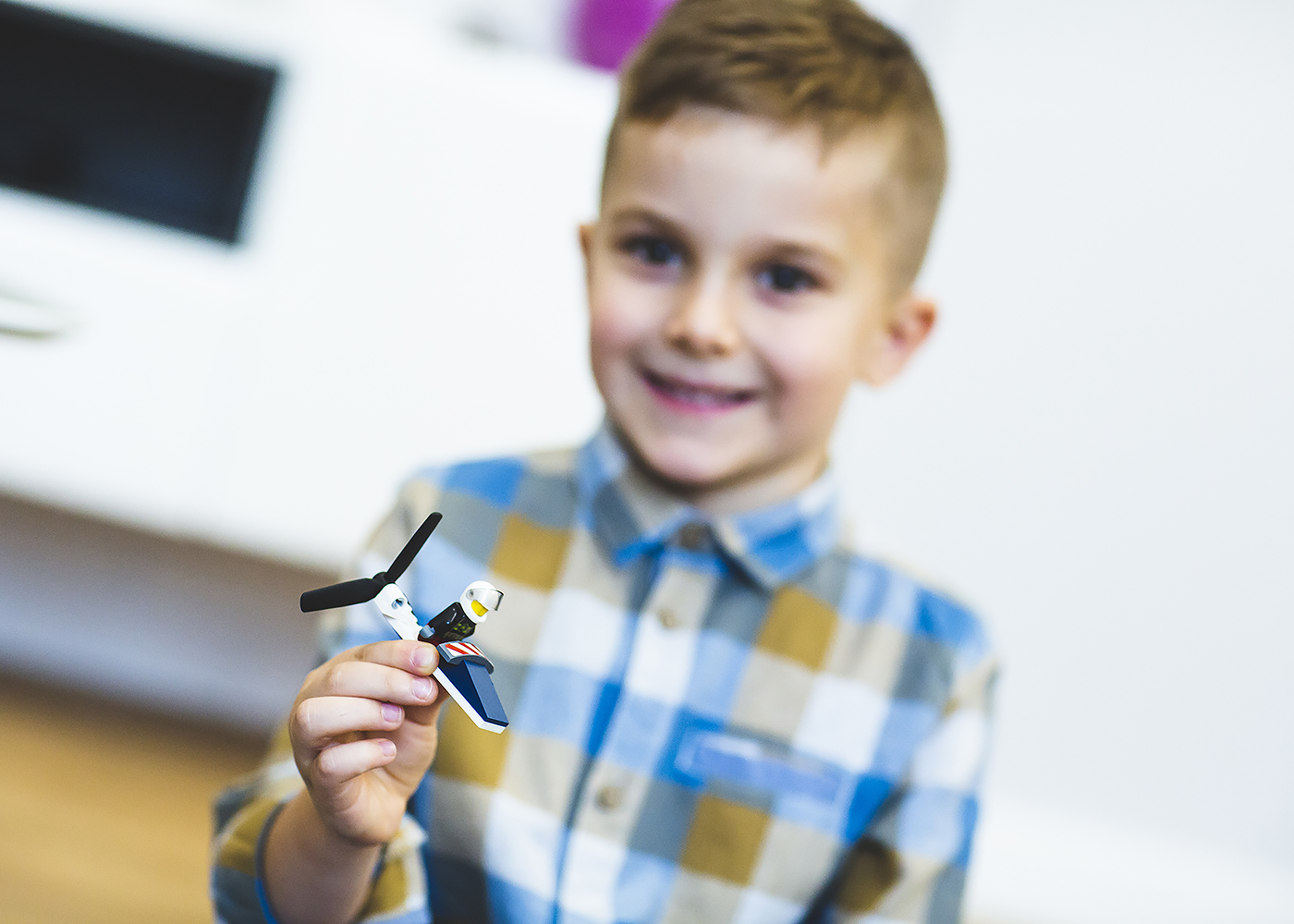 propozycje zabawek dla małych chłopców