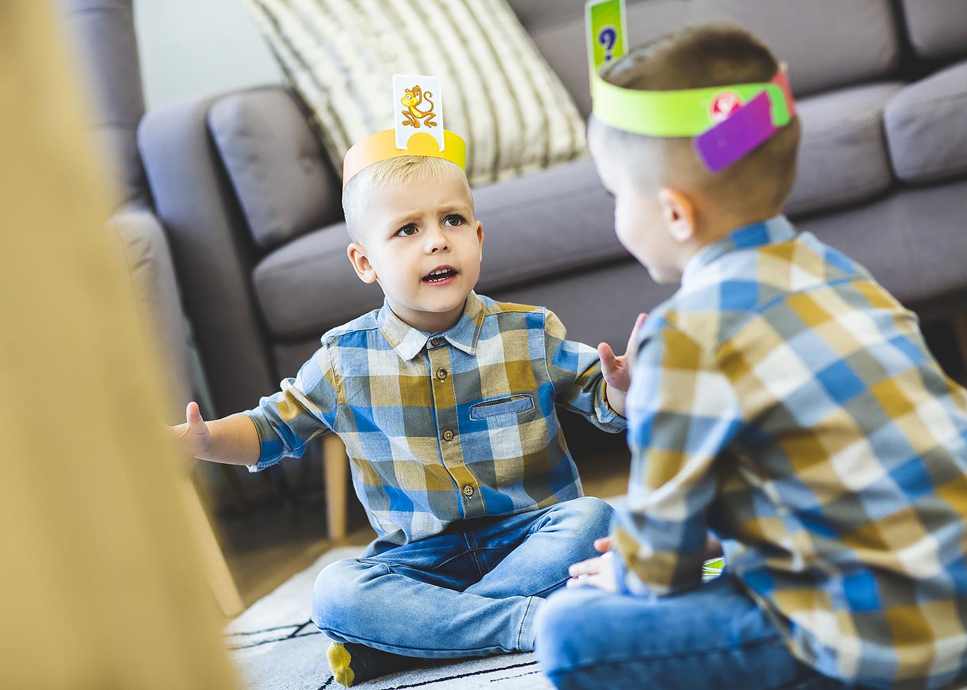 gry planszowe dla małych dzieci
