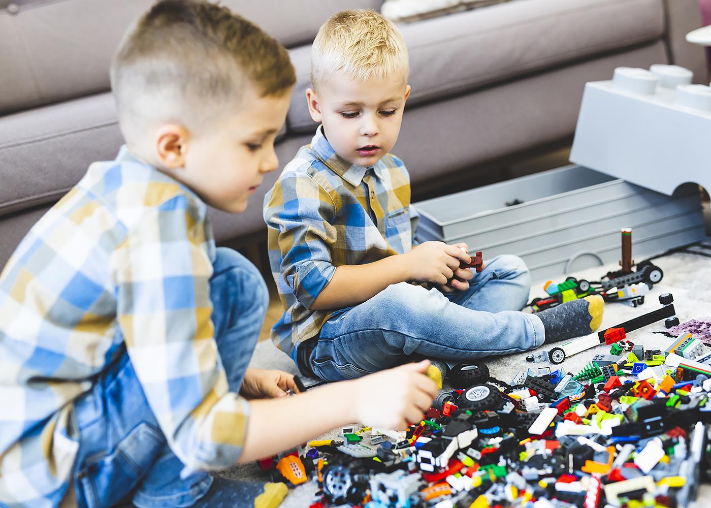 klocki lego dla czterolatka