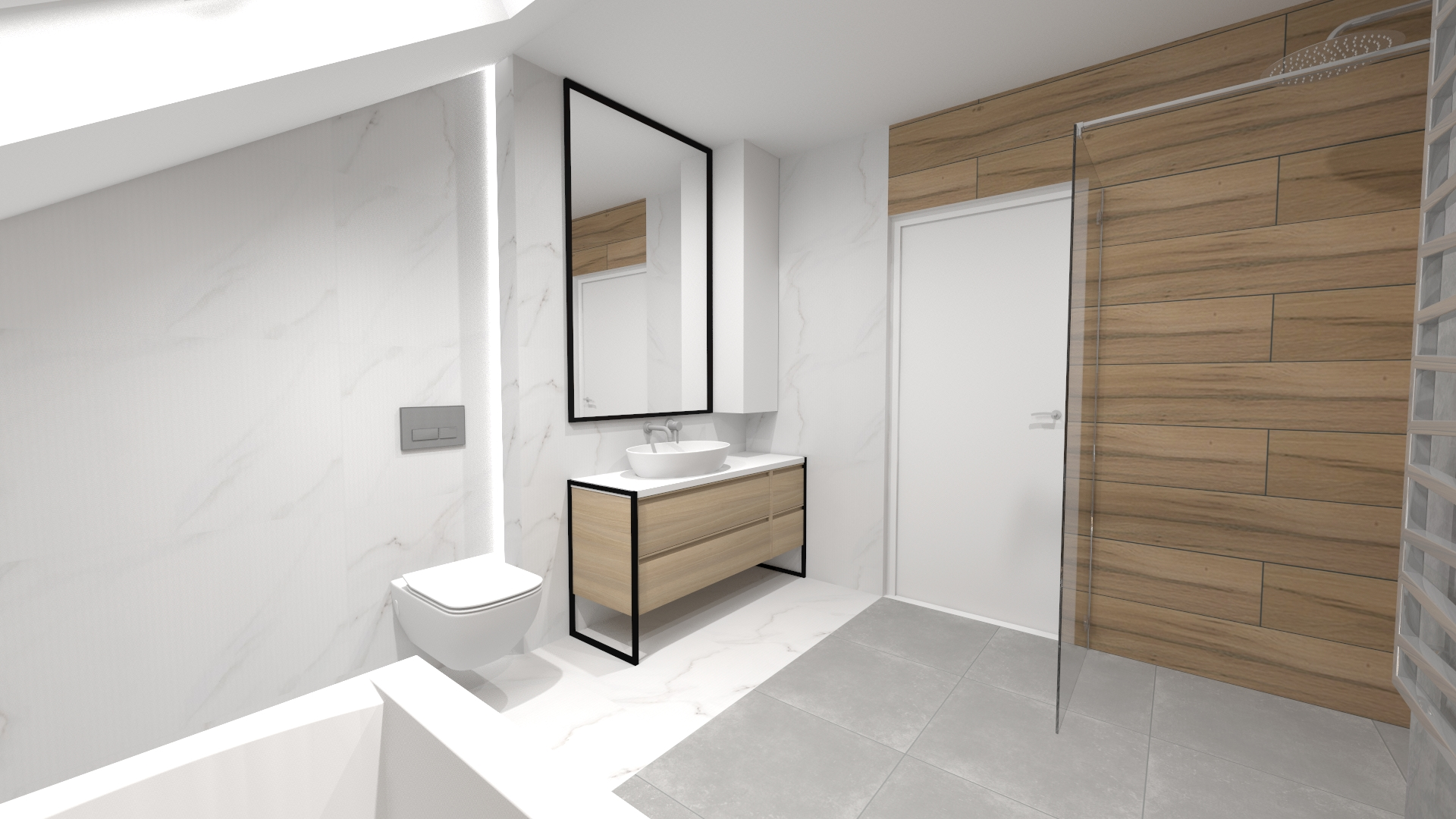 Urządzanie łazienki Wybór Kabiny Prysznicowej Oświetlenia