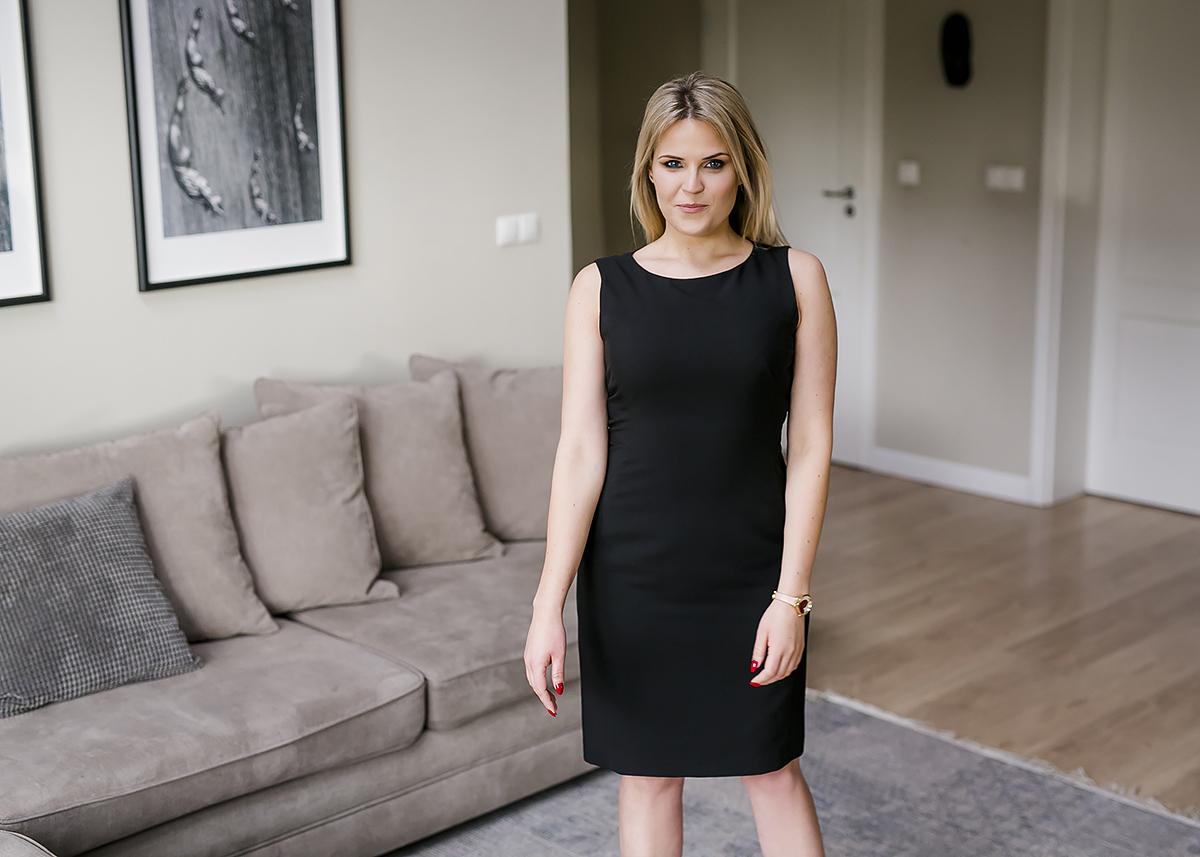 Mała czarna sukienka na różne okazje Modile.pl